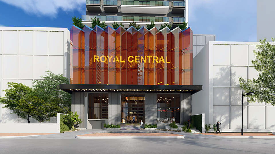 Royal Central Hotel